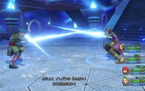 複数のキャラクターがゾーン状態に入ることでれんけいを使用できる。